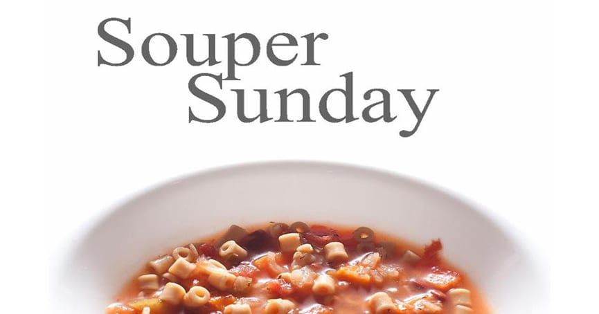 Souper Sunday